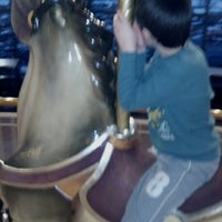 Photo taken at The Carousel by Dominic S. on 12/27/2012