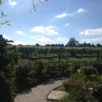Photo taken at Crossing Vineyards and Winery by Pamela Y. on 7/29/2013