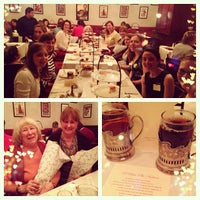 Photo taken at Russian Tea Time by Pamela Y. on 4/28/2013