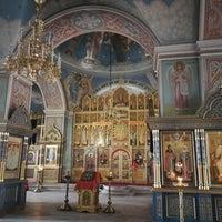 Photo taken at Церковь Тихвинской Иконы Божией Матери by Sove N. on 4/22/2018