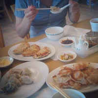Photo taken at Luscious Dumplings by Yin L. on 7/28/2013
