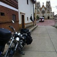 Photo taken at Boyaca Boyaca by Luis M. on 10/13/2012