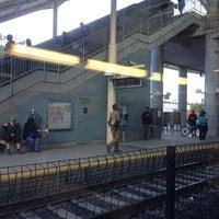 Photo taken at Millbrae Caltrain Station by Jon S. on 6/17/2013