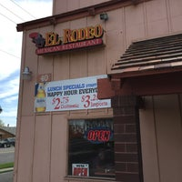 Photo taken at El Rodeo Mexican Restaurant by Jon S. on 3/15/2015