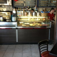Photo taken at South Beach Cafe by Jon S. on 7/3/2013