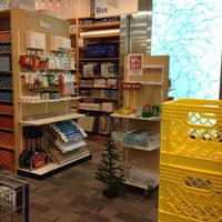 Photo taken at The Container Store by Jon S. on 1/25/2014
