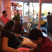 Photo taken at Pinkies Nail and Spa by Jon S. on 10/25/2014