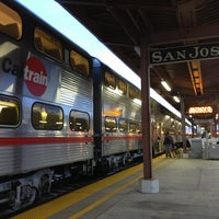 Photo taken at San Jose Diridon Station by Jon S. on 5/28/2013