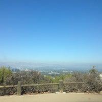 Photo taken at Topanga Canyon Lookout by Jon S. on 10/20/2013