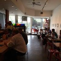 Photo taken at Café Bolívar by Jon S. on 3/11/2015