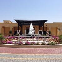 3/28/2014 tarihinde Ria R.ziyaretçi tarafından Rixos Bab Al Bahr'de çekilen fotoğraf