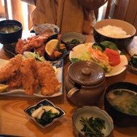 Photo taken at 天勝 by ryoupapa1001 on 4/16/2014