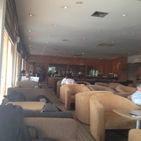 Photo taken at PURA INDAH First & Business Class Lounge by Ruben R. on 11/15/2012