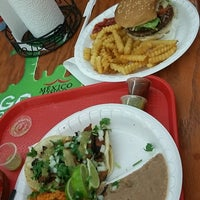 Photo taken at El Rancho Supermercado by Jesse C. on 10/31/2016