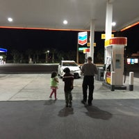 Photo taken at Shell by Karen L. on 4/24/2016