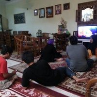 Photo taken at Surau Imam As-Syafie by Syahir A. on 12/3/2012