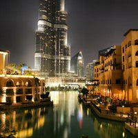 Photo taken at Burj Khalifa by Christopher C. on 5/19/2013