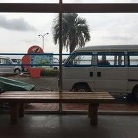 Photo taken at Ieura Port Ferry Terminal by Nan Y. on 12/26/2016