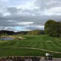 Photo taken at Tulfarris Hotel & Golf Club by Malek J. on 4/30/2014