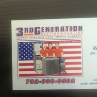 Photo taken at 3rd Generation Heating And Cooling by Jenny M. on 7/17/2013