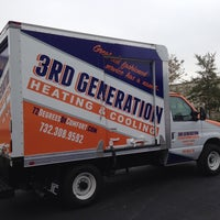 Photo taken at 3rd Generation Heating And Cooling by Jenny M. on 10/25/2013