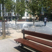 Photo taken at Diputazio Plaza by C Andrés C. on 6/5/2013