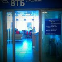 Photo taken at ВТБ Страхование by Andrey M. on 8/6/2014