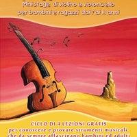 Foto scattata a Accademia Musicale Giuseppe Verdi da Accademia G. il 5/4/2013