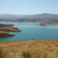 Photo taken at Taleghan Dam | سد طالقان by Amir S. on 8/19/2016
