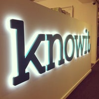 Photo taken at Knowit by José R. on 2/17/2014