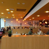 Photo taken at Migros Restaurant by Zoltán M. on 5/6/2013