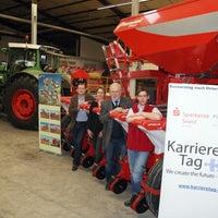 Photo taken at Karrieretag Soest - die Jobmesse mit dem TURBO zum Traumjob by Reinhard S. on 5/3/2013