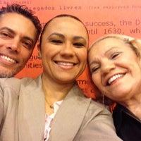 Photo taken at Brazilian Arts Foundation by Nora P. on 2/2/2014