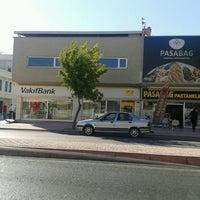 Photo taken at VakıfBank by Ahmet D. on 7/25/2013