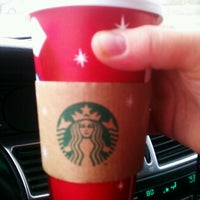 Photo taken at Starbucks by Janine Q. on 12/31/2012