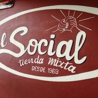 Photo taken at El Social by Javier R. on 5/11/2013
