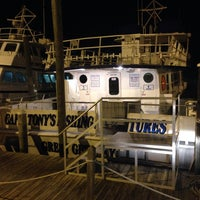 Photo taken at Capt. Tony's Great Getaway Fishing Charter by Tim L. on 12/28/2013