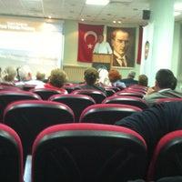 Photo taken at Ticaret Borsası by Erdal A. on 10/11/2013