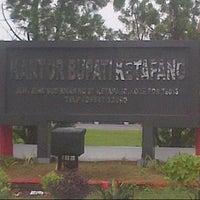 Photo taken at Kantor Bupati Ketapang by Gunawan S. on 7/3/2013