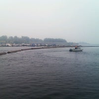 Photo taken at Лодочная станция by Алексей П. on 8/5/2013