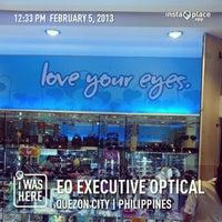 Photo taken at Executive Optical by Nat B. on 2/5/2013