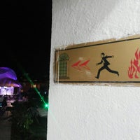 Photo taken at Ant La Vela Bar by Zafer A. on 7/15/2014
