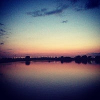 Photo taken at Moskva River by Mari A. on 7/12/2013