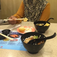 Photo taken at Sushi King by Farie on 7/31/2017