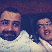Photo taken at İki Göbek Hamamı by Taha Yasin E. on 8/23/2014