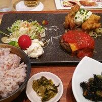 Photo taken at カフェ 芸術の森 by Y N. on 8/30/2014