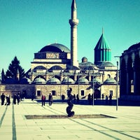 Photo taken at Konya by Kübra B. on 5/13/2013