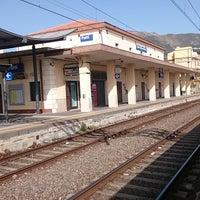 Photo taken at Stazione Patti by Viacheslav D. on 7/2/2017