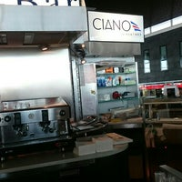 Photo taken at ciano snack bar by Viacheslav D. on 6/29/2015