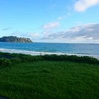 Photo taken at Waiheke Island by Viacheslav D. on 4/16/2017